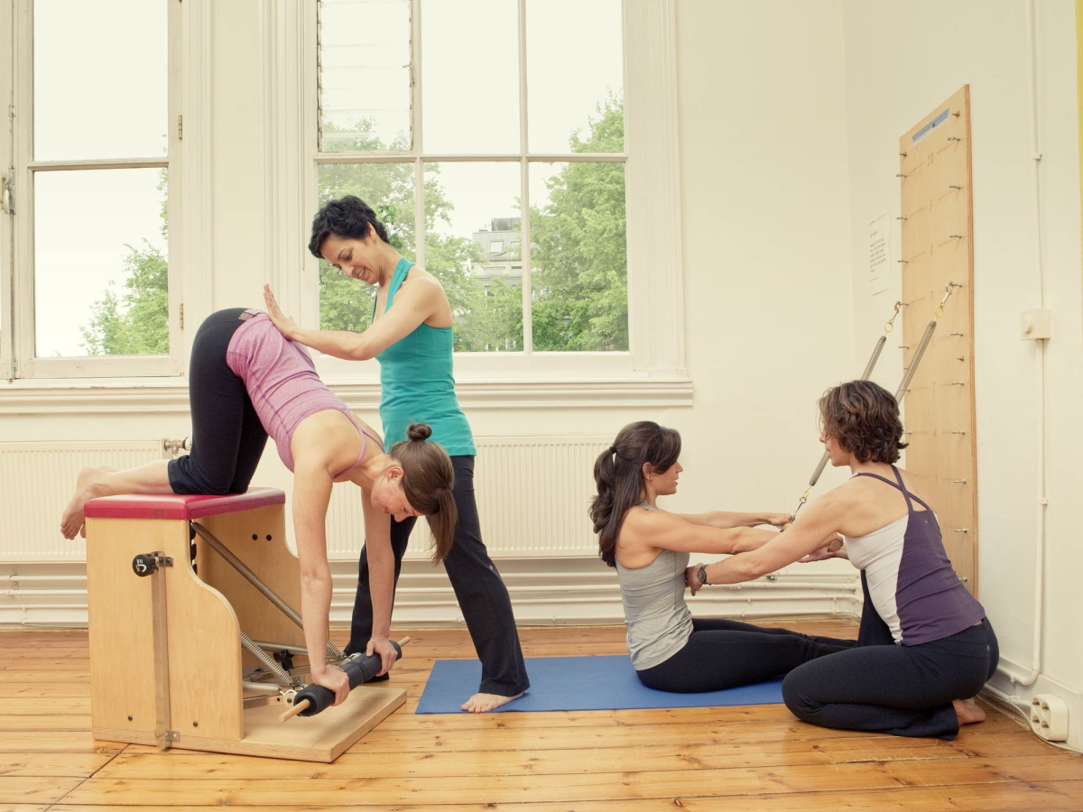 Smartbody Studio; Amsterdam's center for Contemporary Pilates