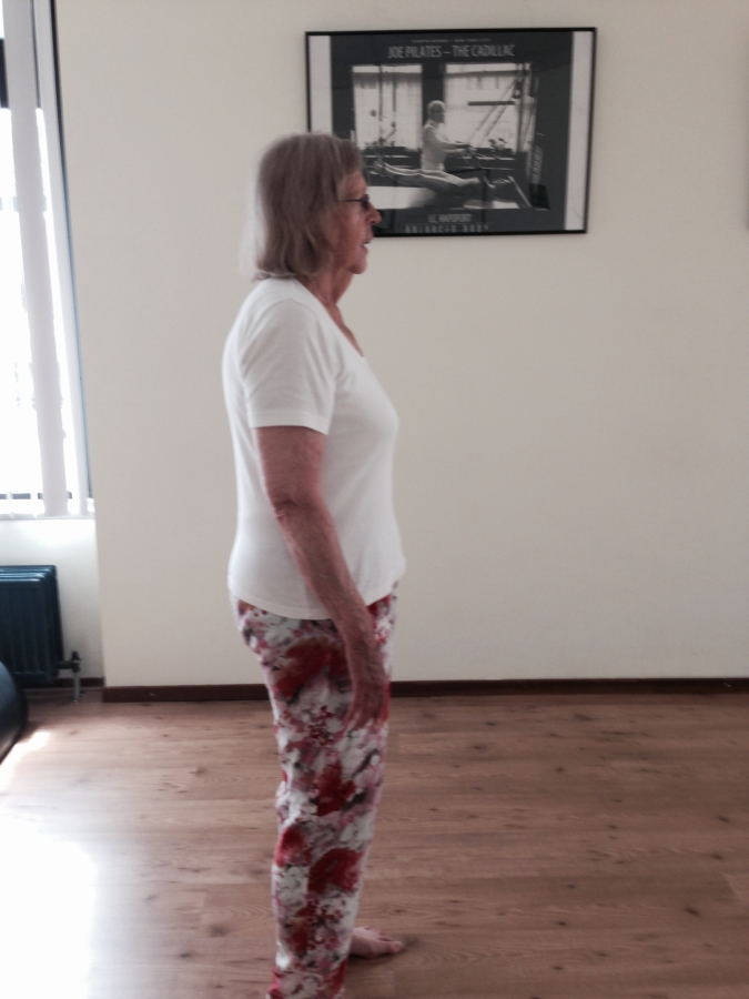 Anneke feels that by regularly practicing Pilates, every day will give you joy.