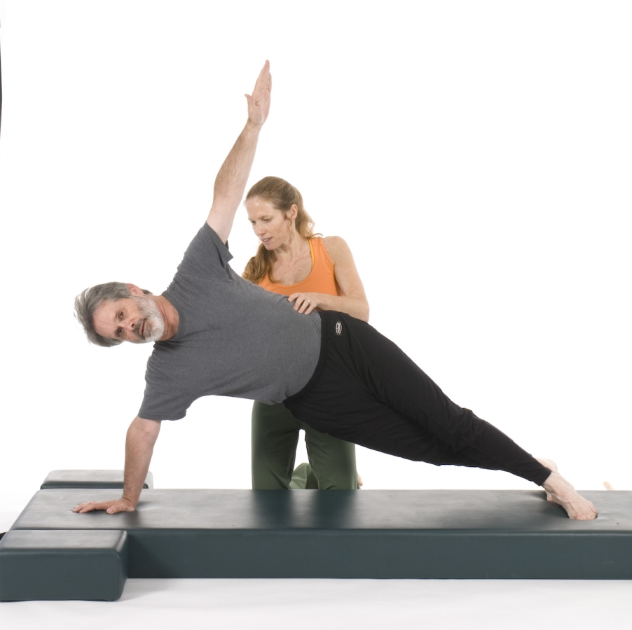 Pilates is here to stay.
