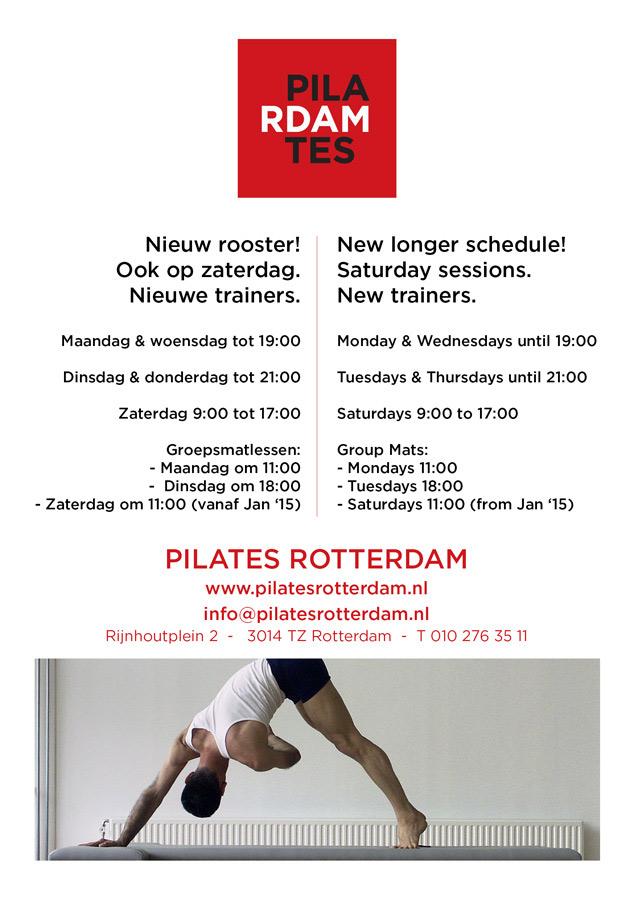 PilatesRotterdam-advertentie