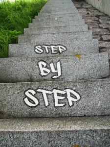 Stap-voor-stap