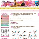Blogilates — Fitness, Food, & POP PIlates