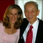 Sheri DeMaris and Michio Kushi