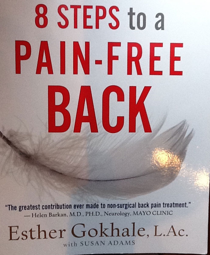 8 steps to a painfree back