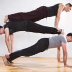 Men at Sixth Street Pilates