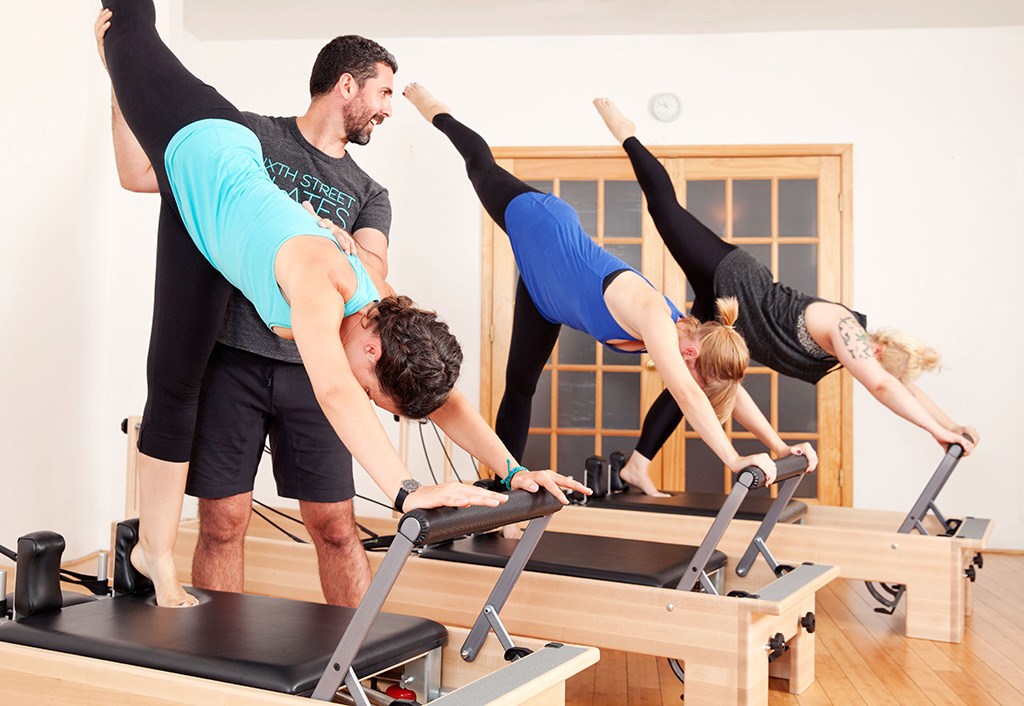 Sixth Street Pilates in Manhattan's East Village