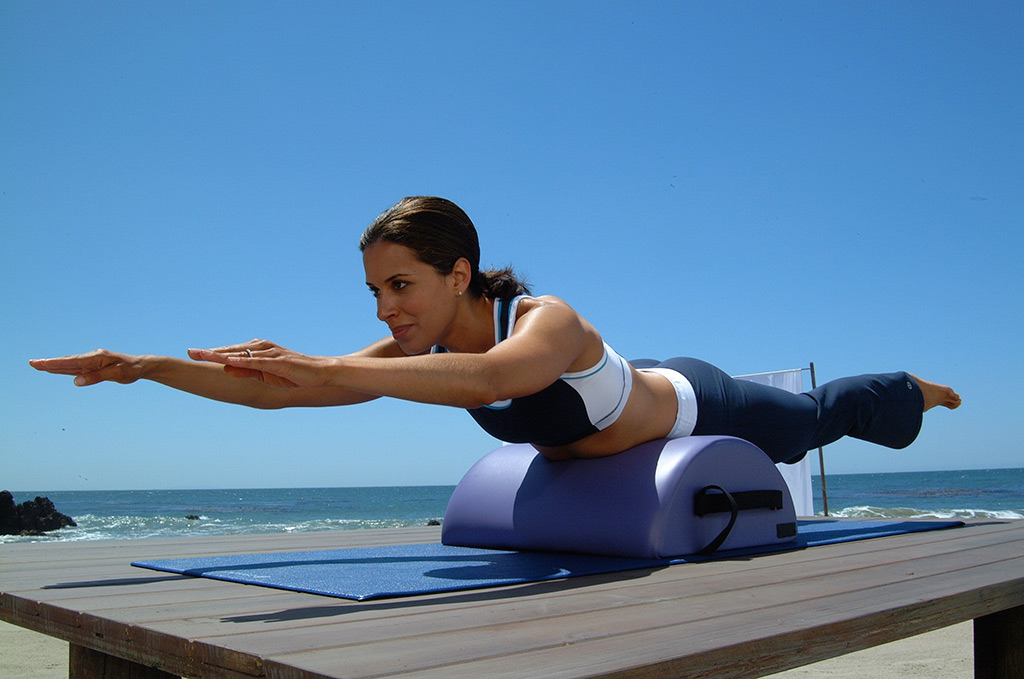 Pilates is a very rich exercise system.