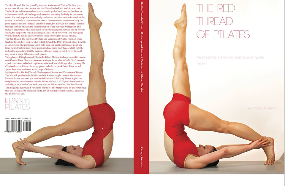 The Red Thread of Pilates by Kathi Ross-Nash
