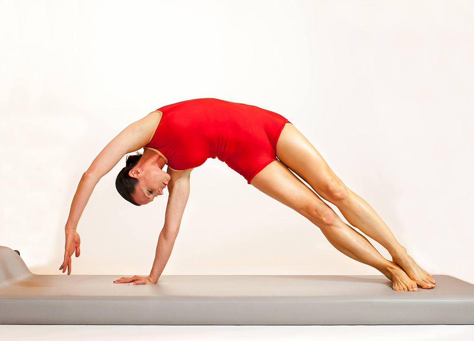 The Red Thread of Pilates