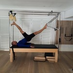 I workout daily and I incorporate Pilates into every workout that I do.