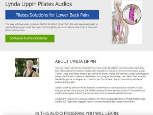 Lynda Lippin Audio's